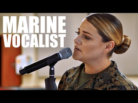 New Vocalist Job in the Marine Corps