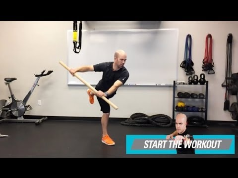 Key Exercises for Golf – Improve Body Awareness, Mobility & Stability