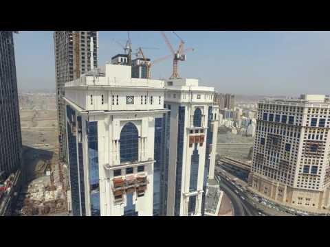 تطوير وبناء جبل عمر في مكة المكرمة - Developing and Building