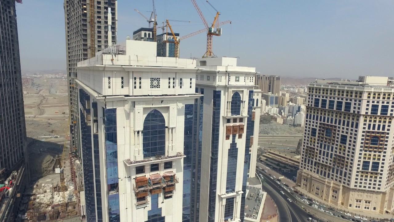 تطوير وبناء جبل عمر في مكة المكرمة - Developing and Building Jabal Omar in  Makkah
