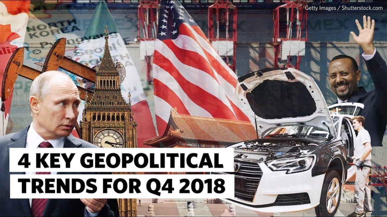 2018 Fourth-Quarter Forecast