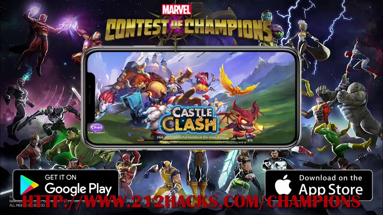 Contest   Marvel Contest Of Champions Online Hack