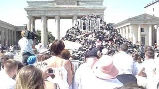 BERLIN:11.07.2010. Sjećanje na Srebrenicu