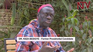 Besigye urges Ugandans to embrace activism