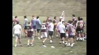 College Rugby - EKU vs Dayton 1991