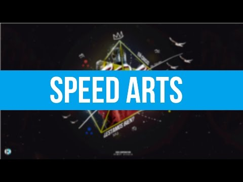 S.O.S Venezuela speed art