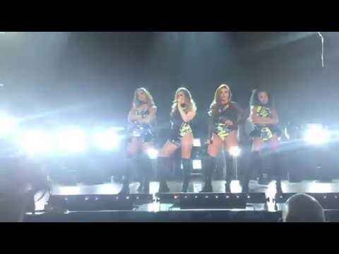 Little Mix - Shout Out To my Ex - Adelaide, Australia 26.07.2017