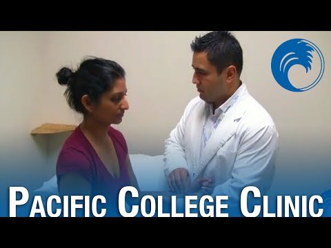 An Inside Look at the Pacific College of Oriental Medicine Clinic