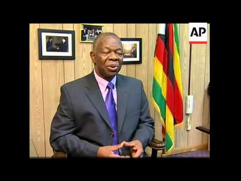 Interview with Zimbabwe's ambassador to the UN
