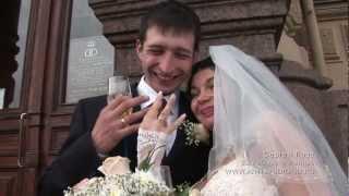 Весёлый свадебный клип на песню Nunta