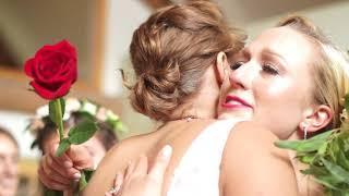 Sari and Jake Wedding Film
