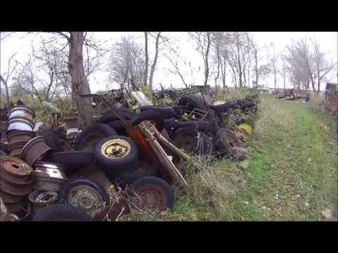 Exploring Vintage Farm, Aircraft, Motorcycles, Lawnmowers, Tractors