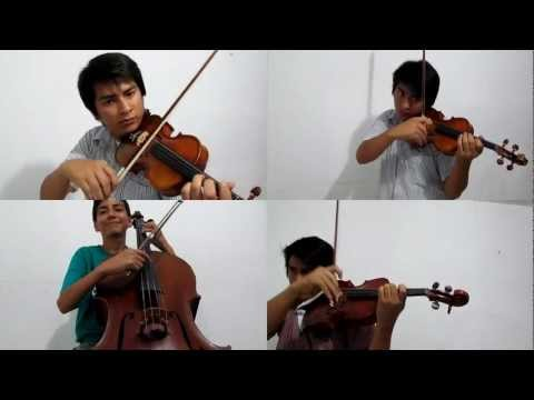 Age of Empires II - Medley Quartet