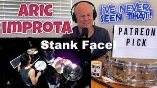 Drum Teacher Reacts: ARIC IMPROTA   Guitar Center Drum-Off 2012 Finalist (2021 Reaction)
