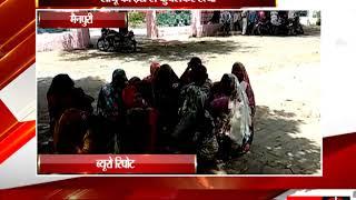 मैनपुरी साधू की ईंटों से कुचलकर हत्या tv24