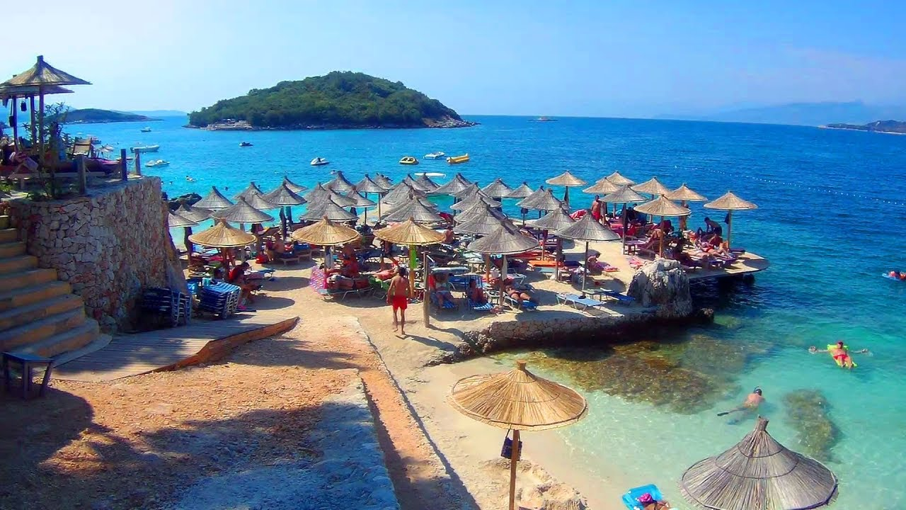 Did You Know There Are Amazing Beaches In Albania Ksamil Beach