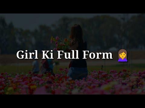 Girl Full Form | New Love Whatsapp Status Video | Hearts Touching | Status Video 2019