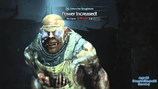 Shadows of Mordor Lets Play pt 29: Very Challenging Stealth Mission