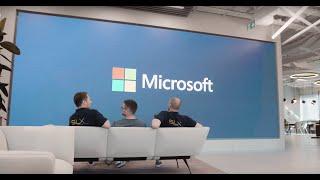Samsung & Microsoft & SLX| LED it happen