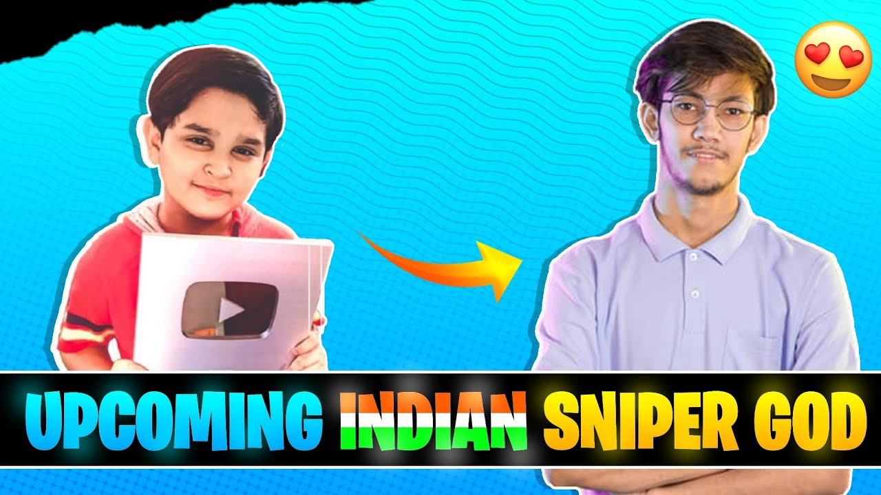 11 Year Kid Can Be The Upcoming Indian Sniper God - Free Fire Esports || Au Esportz