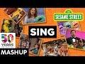 Sesame Street: Sing Through the Years Mashup   #Sesame50