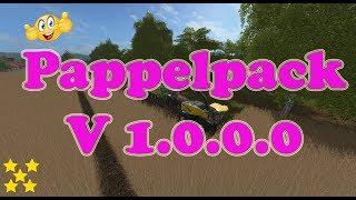 """[""""Pappelpack V 1.0.0.0"""", """"Mod Vorstellung Farming Simulator Ls17:Pappelpack V 1.0.0.0""""]"""