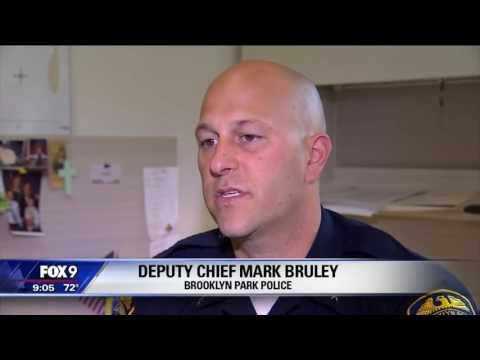 DASHCAM VIDEO: Violent Attack On Police Officer In Brooklyn Park, Minnesota