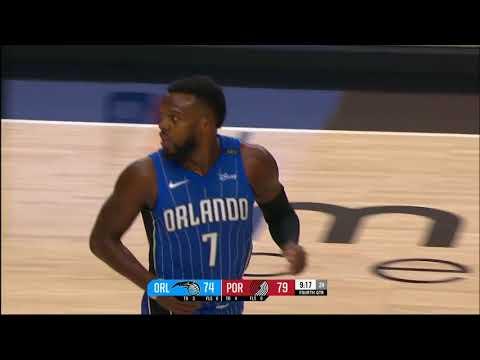 Orlando Magic vs. Portland Trail Blazers - November 15, 2017