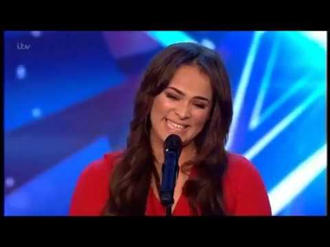 Britain S Got Talent 2019 Auditions Wk1 Faith Tucker Youtube