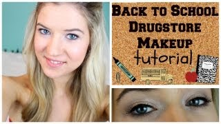 Video Back To School Drugstore Makeup Tutorial (&GIVEAWAY!) download MP3, 3GP, MP4, WEBM, AVI, FLV Juli 2018