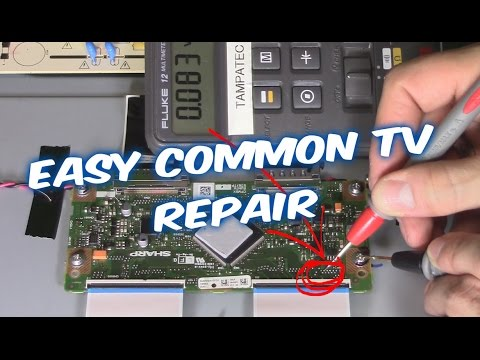 how-to-troubleshoot-and-fix-led-lcd-tv-vizio-and-sharp-flatscreen-no-picture-but-sound