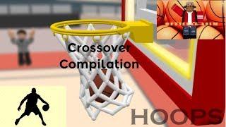 ANKLE BREAKERS & CROSSOVERS| Hoops Roblox|