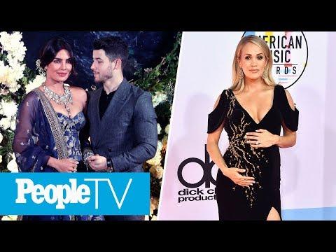 Priyanka Chopra On Wedding To Nick Jonas, Inside Carrie Underwood's Growing Family | PeopleTV