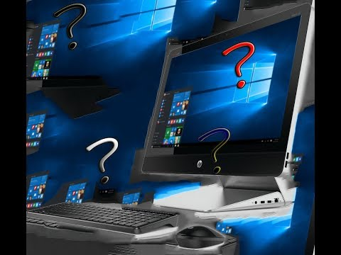 HP ENVY AS MONITOR or All In One desktop as external monitor