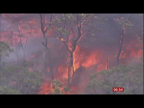 Weather Events 2019 –  State of Emergency declared (Australia) – BBC – 19th December 2019