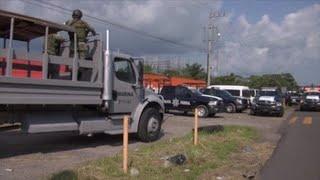Autoridades mexicanas endurecen controles migratorios en su frontera sur