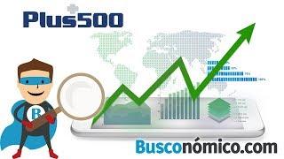 Trading de CFDs y Forex con el broker online Plus500
