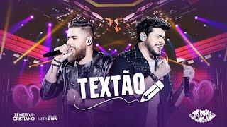 Baixar Zé Neto e Cristiano - TEXTÃO - DVD Por mais beijos ao vivo
