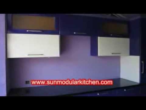 Modular kitchen tamil nadu youtube for Modular kitchen designs youtube