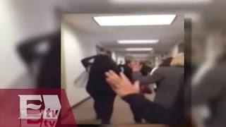 Revelan video después de la masacre en San Bernardino, California / Paola Virrueta