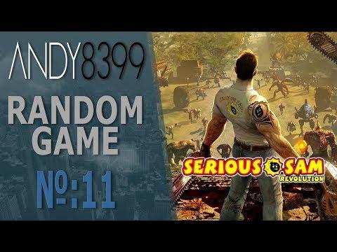 Serious Sam Classics: Revolution - Random Game - No11