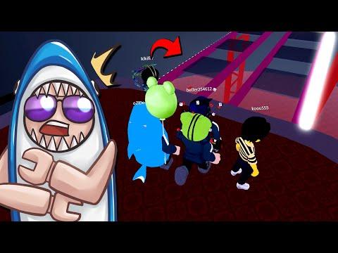 กบหลามแข่งเกมกระจกสุดหวาดเสียวของซีรีย์ Squid Game - Roblox