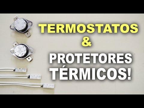 Teste do termostato treinatec bh doovi for Clases de termostatos