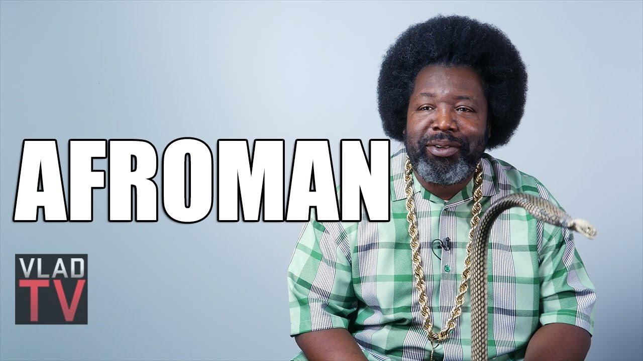"Afroman on Writing ""Because I Got High"" in 2 Minutes, 1st Rapper to Go Viral"