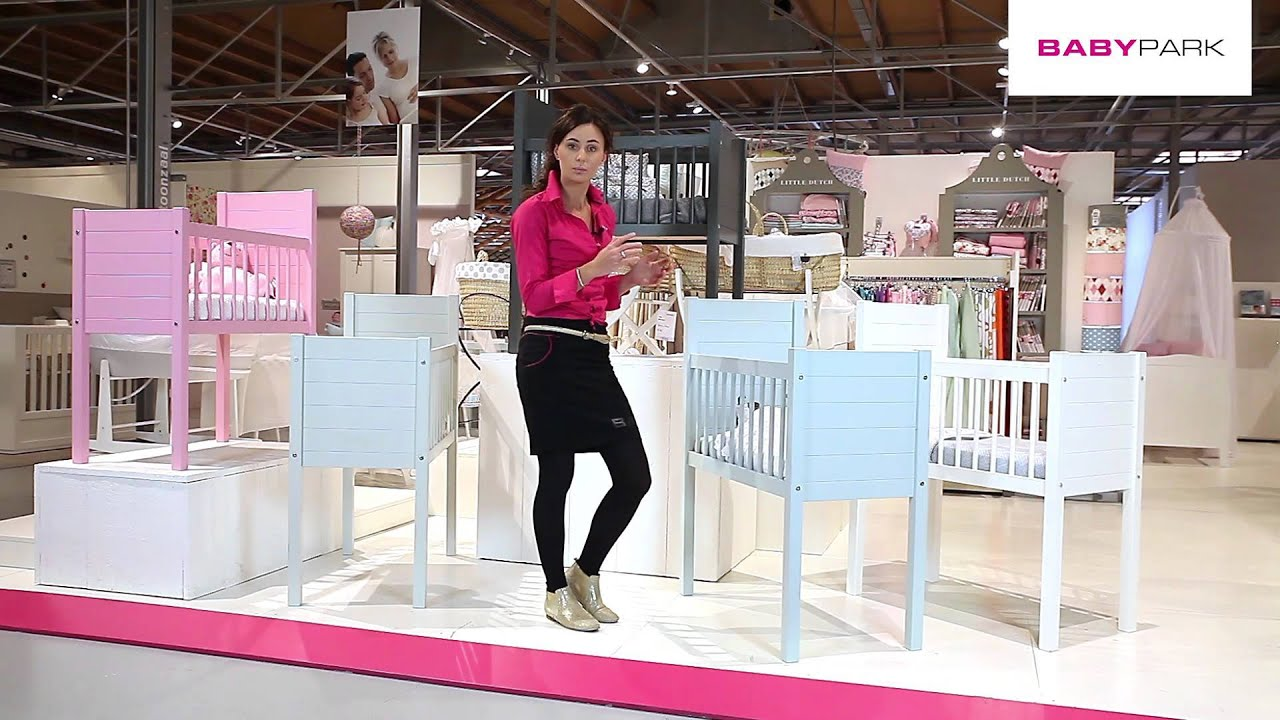 Babybed opmaken zomer - Wieg Noa Productvideo Review Nl Be