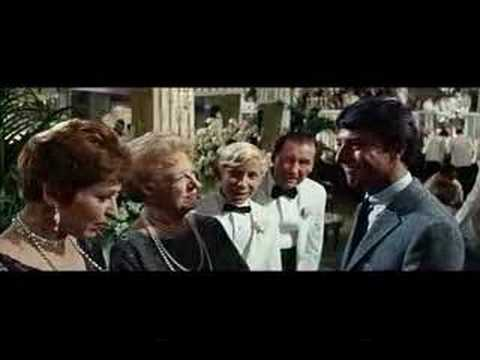 Alice Ghostley and Marion Lorne in The Graduate