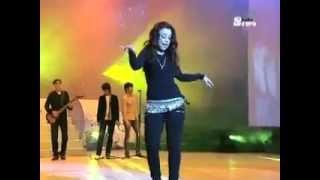 Таджикская певица отжигает Firoozaman Super Dance