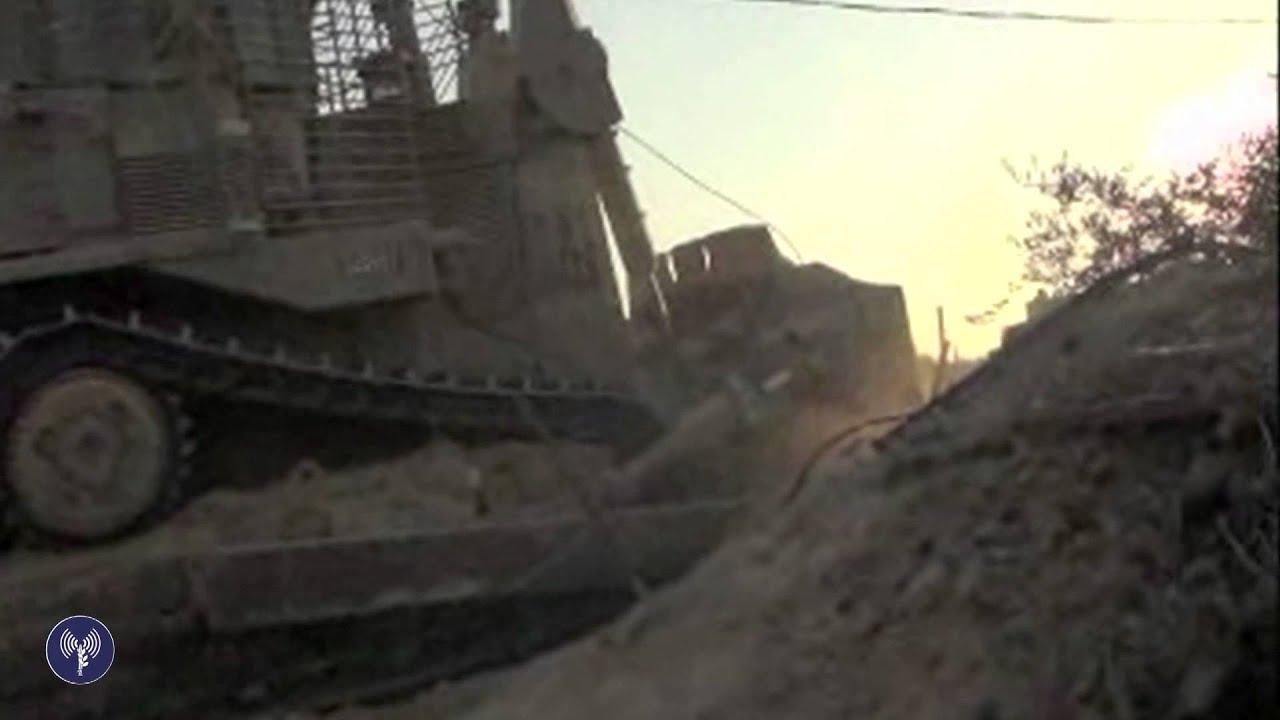 الكشف عن منصة صواريخ تحت ارضية من قبل قوات جفعاتي