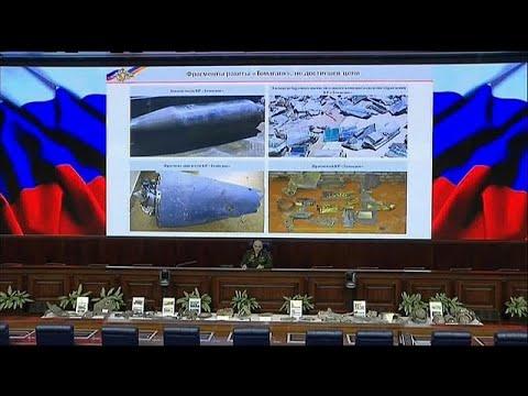 روسيا تدرس صواريخ أميركية لم تنفجر خلال الهجوم على سوريا  - نشر قبل 4 ساعة