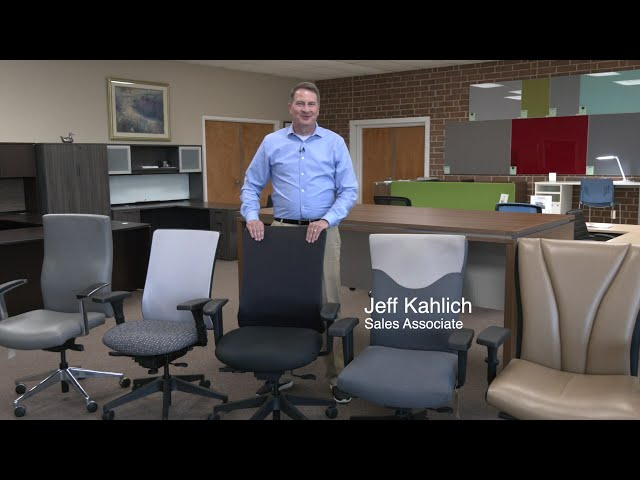 RMF Seating   available at Larner's Office Furniture - Charlotte, NC